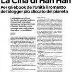Han Han - l'Unità