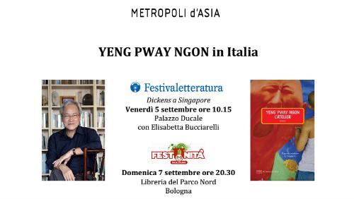 Yeng pway ngon in italia metropoli d 39 asia for Metropoli in italia