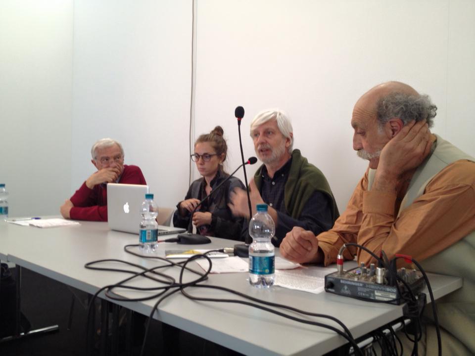 L'intervento di Andrea Berrini a Book Pride